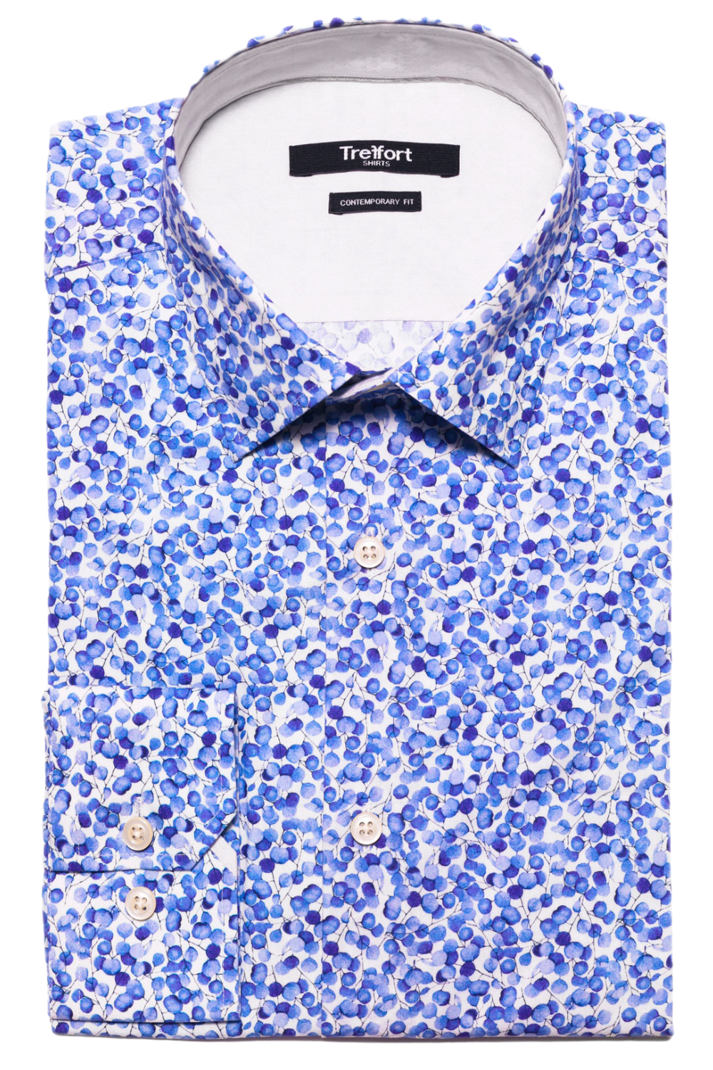 THE HORATIO SHIRT (BLUE)