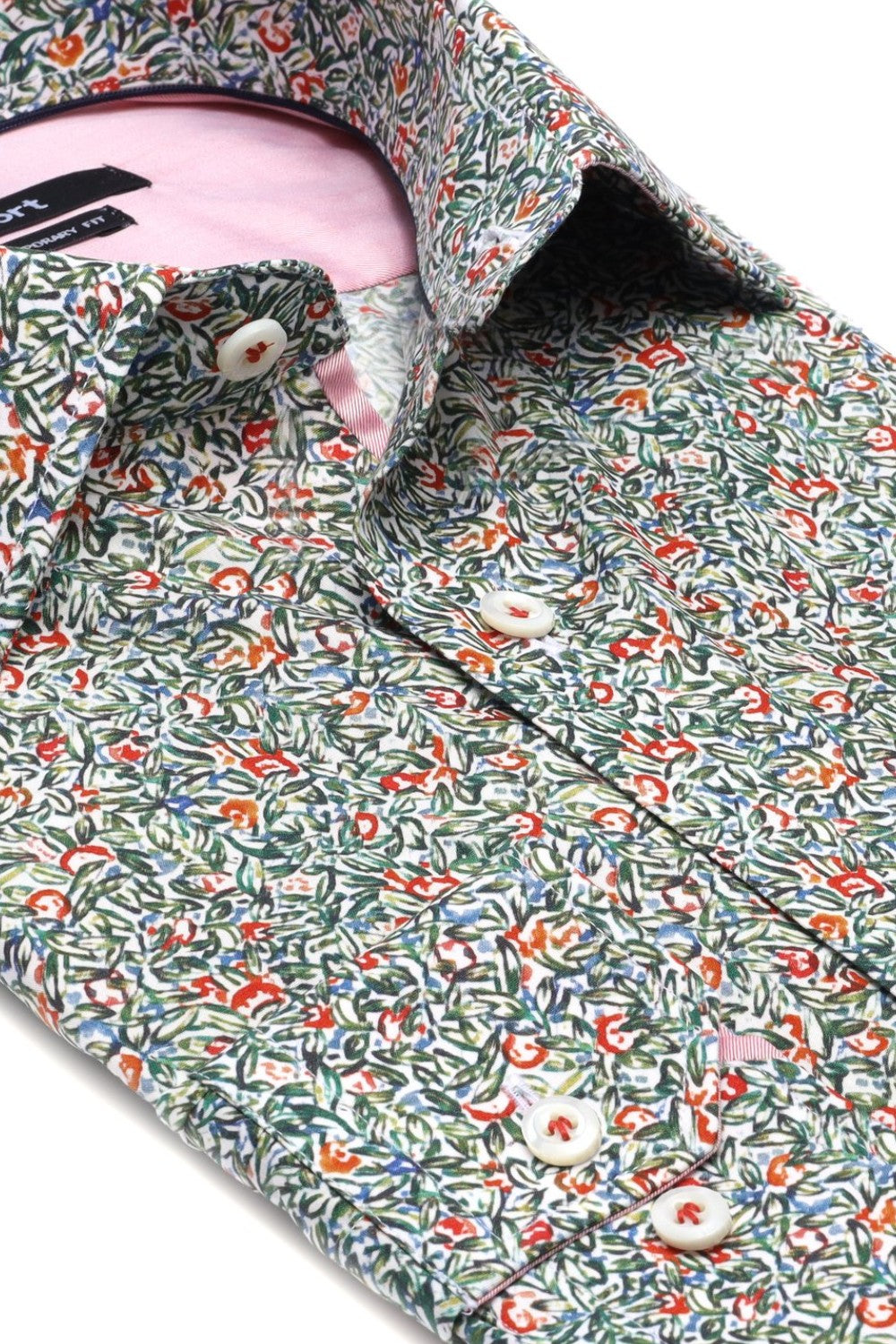 THE GARDEN SHIRT (MULTICOLOR)
