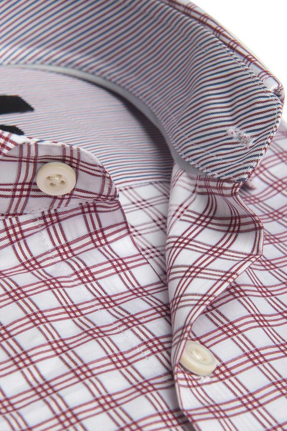 THE LENOX SHIRT (MAROON)