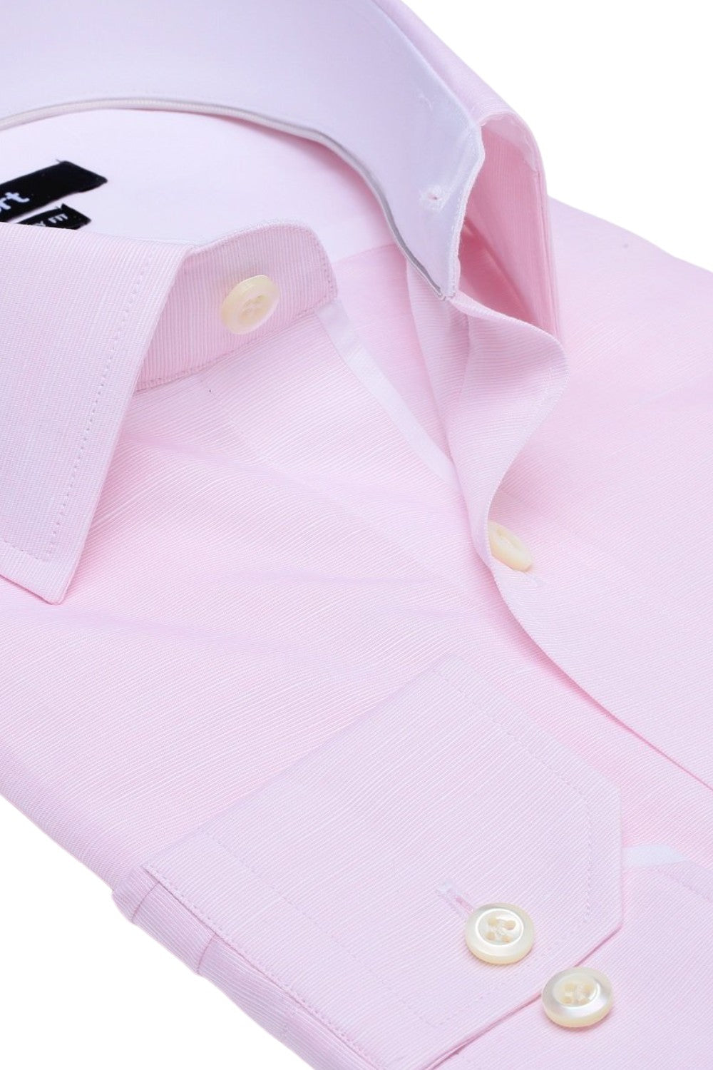 THE TUDOR LINEN SHIRT (PINK)