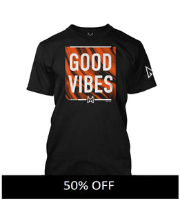 Kid's Good Vibes Tee