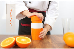 Fresh Orange Juice Hand Squeezer