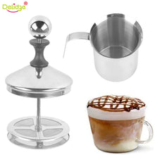 Steel Milk Frother
