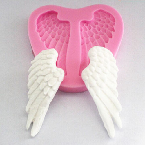 3D Angle Wings Chocolate Mould