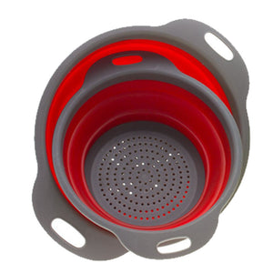 Fold able Colander (Set of 2)