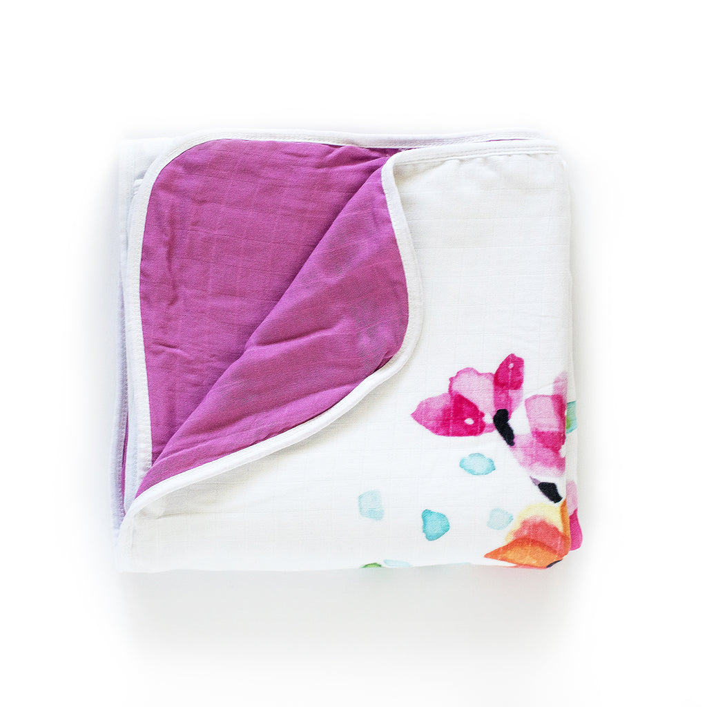 Hello Gorgeous Deluxe Muslin Quilt