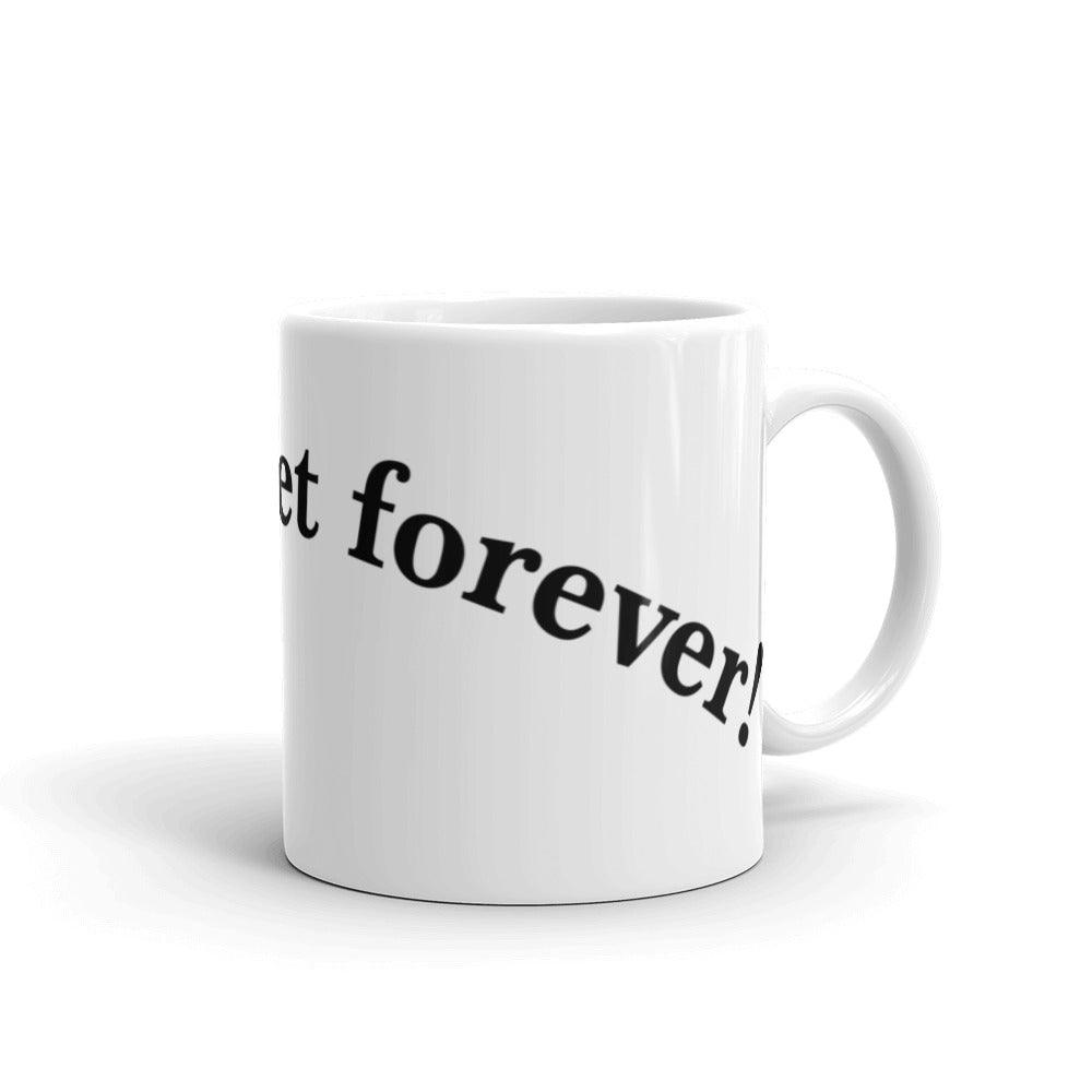 One-Pocket forever! Mug