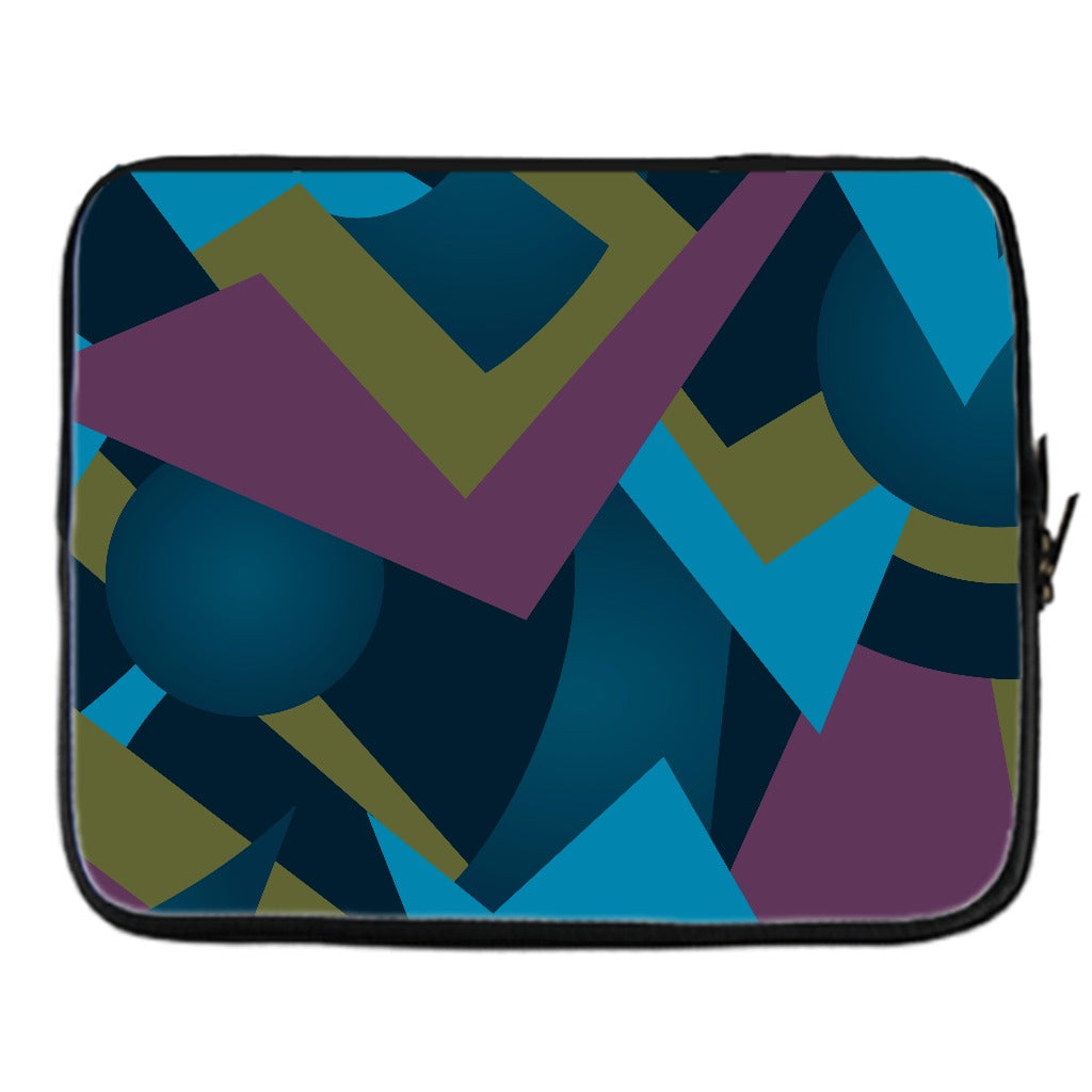 Laptop Covers: Cerulean Reverie - CALFI
