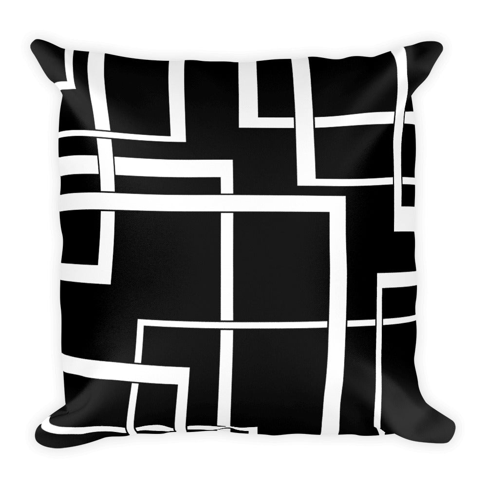 Square Pillow: Kaleidoscope - CALFI
