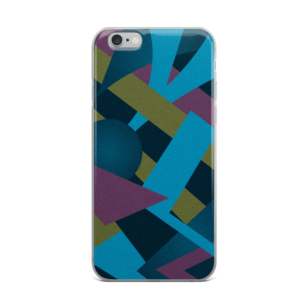 iPhone Cases 6 - X: Cerulean Reverie - CALFI