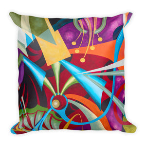 Square Pillow - CALFI