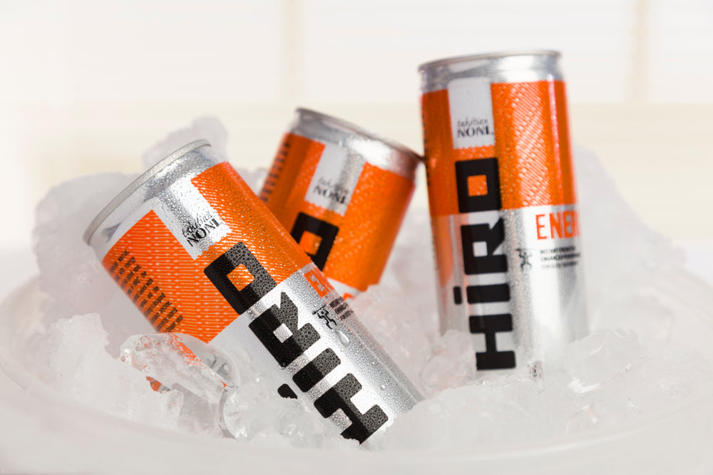 Hiro Energy Drinks