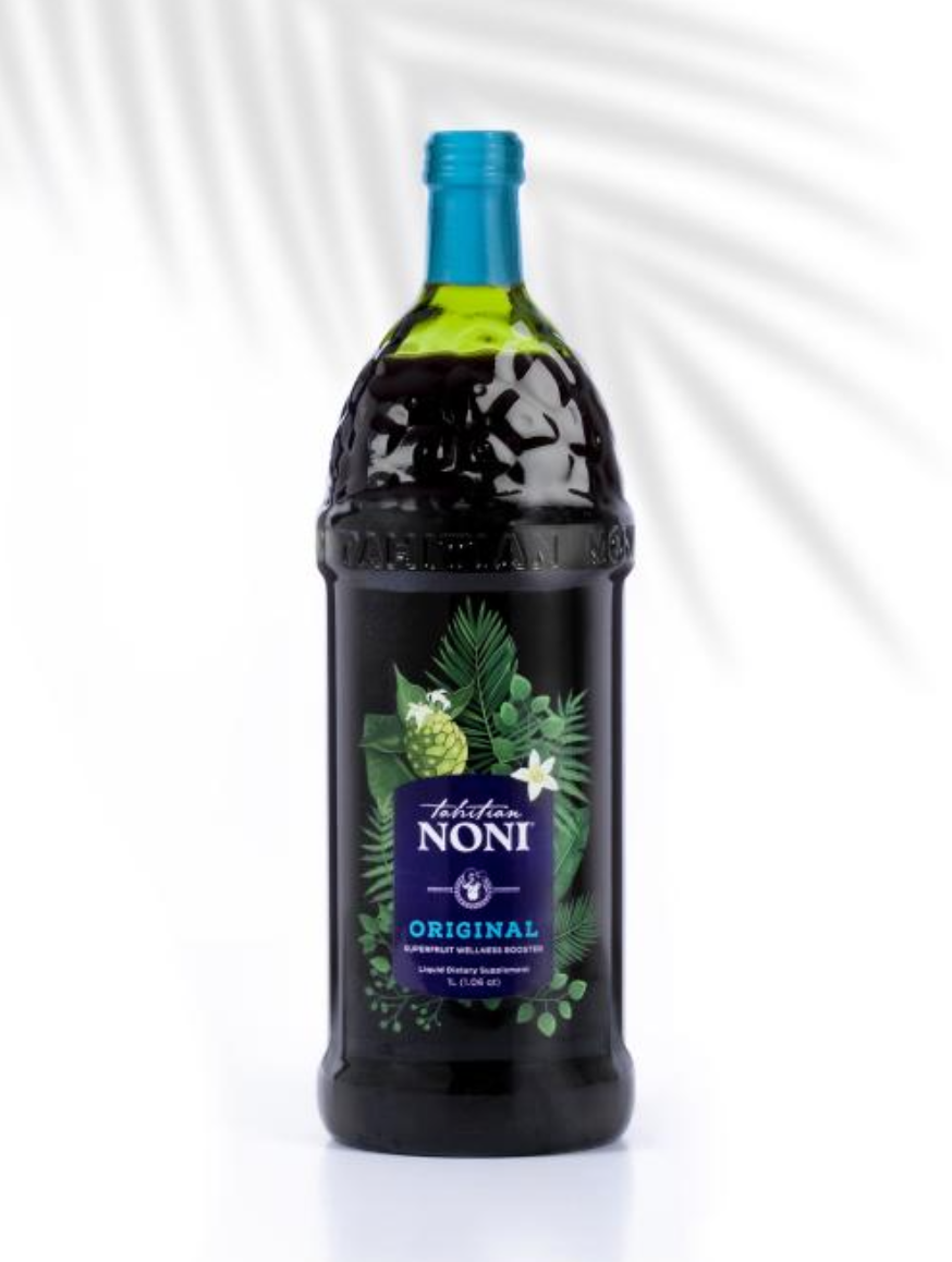 Original™ TAHITIAN NONI® Glass 1L 4-pk
