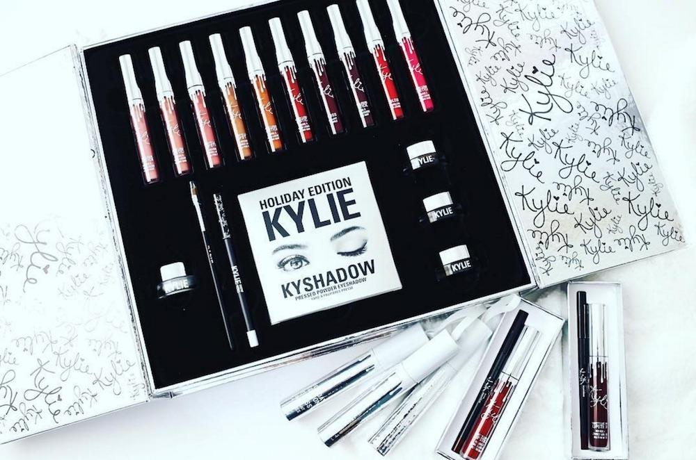 Kylie Jenner Holiday Edition Gift Box