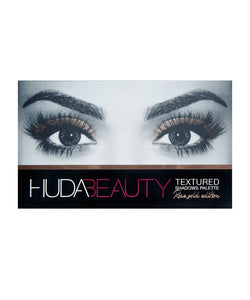 HUDA BEAUTY - Textured Shadows Palette - Rose Gold Edition