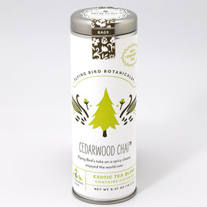 Cedarwood Chai Black Tea