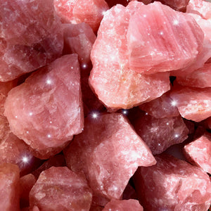 South Dakota Rose Quartz!