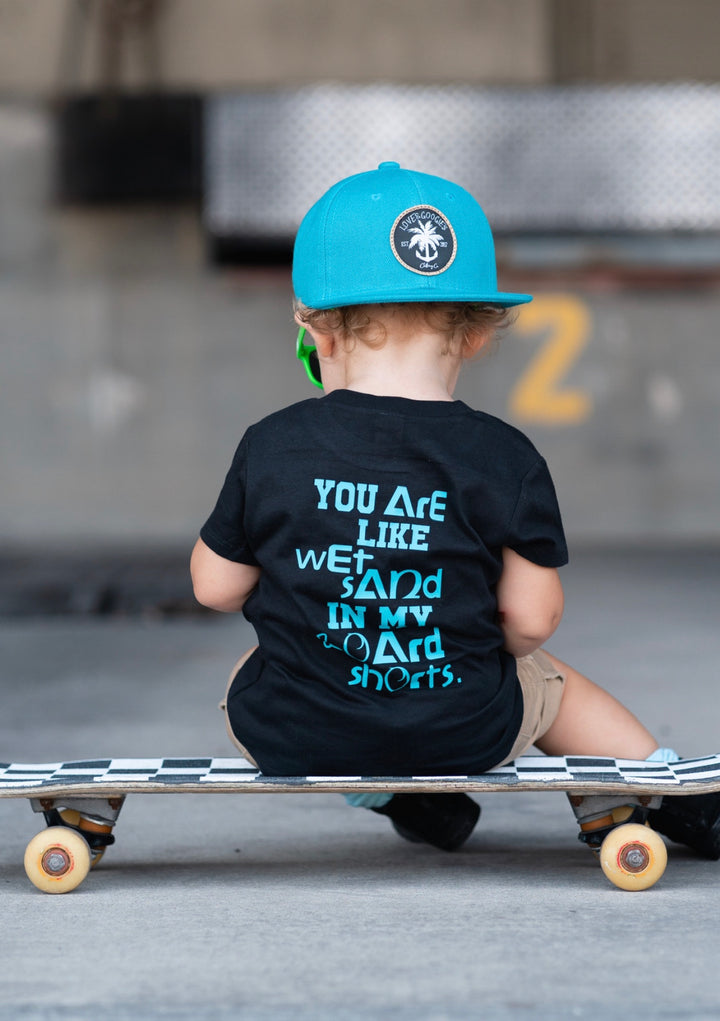 TEAL PATCH SNAPBACK (INFANT)