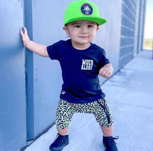 NEON GREEN PATCH ( INFANT)