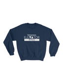 Elevator Pitch Grey Sweatshirt