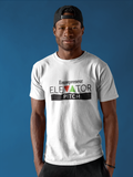 Elevator Pitch White T-Shirt