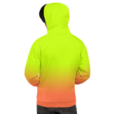 Neon Ultra Unisex Hooded Sweater | Neon Orange