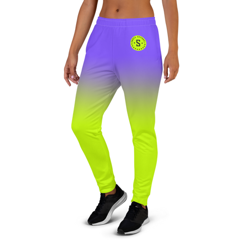 Neon Ultra Women's Sweatpants | Ultra Violet