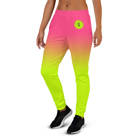 Neon Ultra Women's Sweatpants | Neon Pink