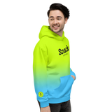 Neon Ultra Unisex Hooded Sweater | Sky Blue