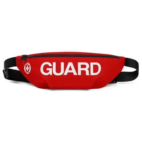 Sexy Halloween Costume Lifeguard Rescue Tube Matching Fanny Pack