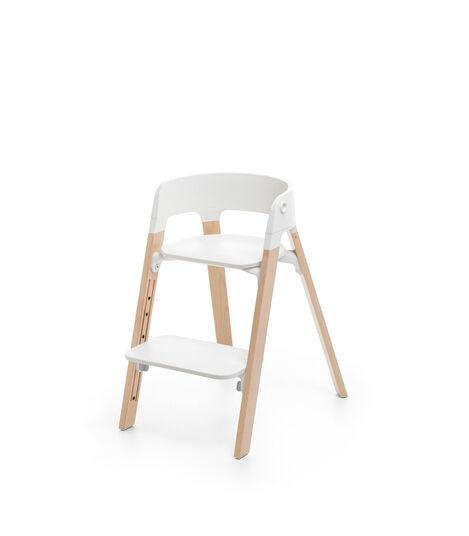 Silla Steps White