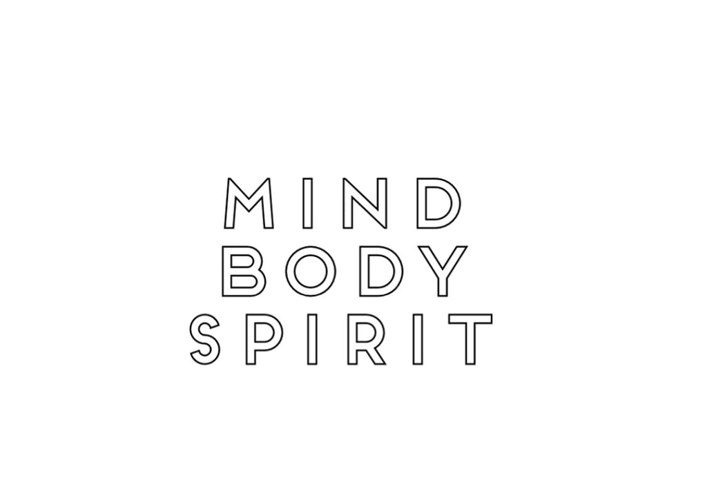 To Achieve Optimal Wellness You Simply Need To Balance Mind, Body And Spirit