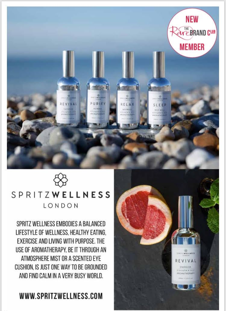 Spritz Wellness Press