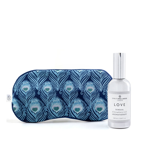 Love Sleep Set: Eye Mask + Love Atmosphere Mist