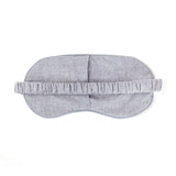 Spritz Wellness  Luxury Aromatherapy Eye Mask - Soft Grey