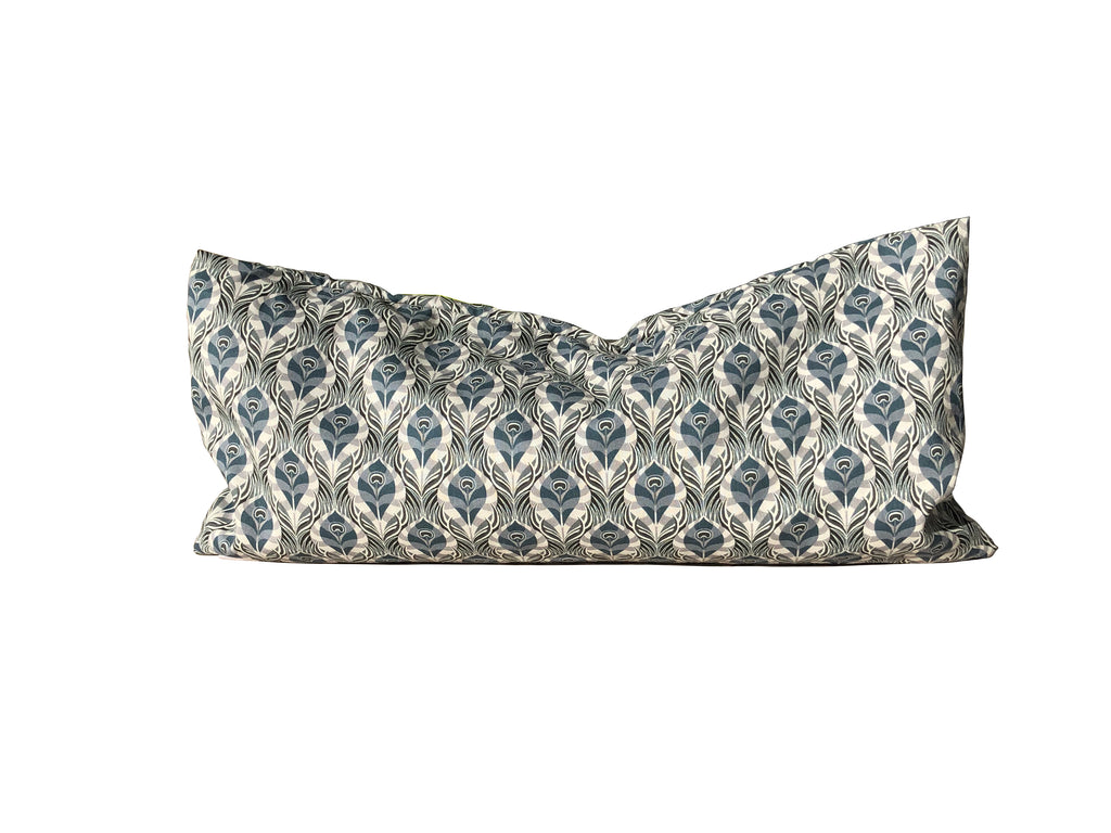 Spritz Wellness  Aromatherapy Liberty Print Eye Pillow - Grey Feather