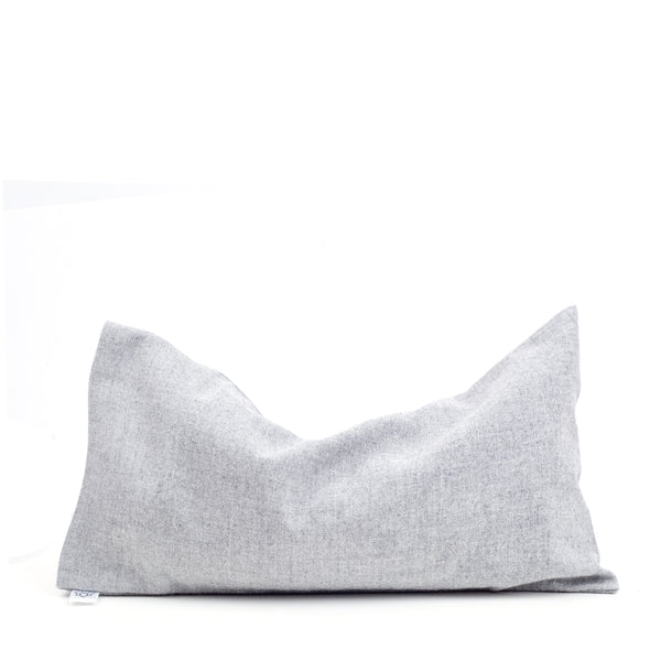 Spritz Wellness  Aromatherapy  Eye Pillow - 100% Soft Cotton Grey