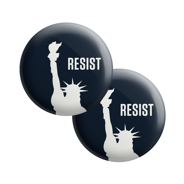 Lady Liberty Button Combo