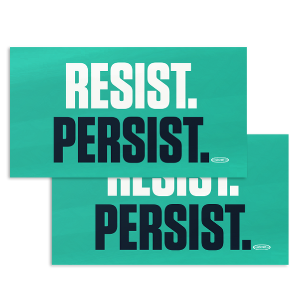 Persist Sticker Combo