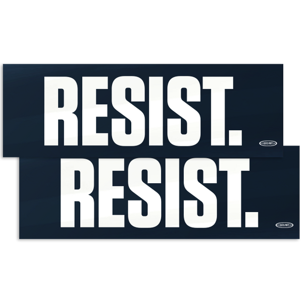 Resist Sticker Combo