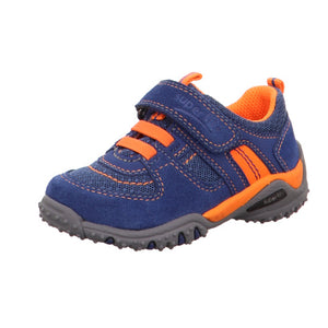 Blau/Orange Sport4 Mini Trainers