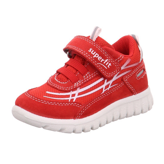 Rot Sport7 Mini Red Trainers
