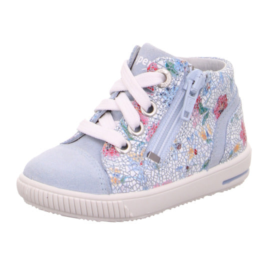 Hellblau Moppy Light Blue Hi-Tops