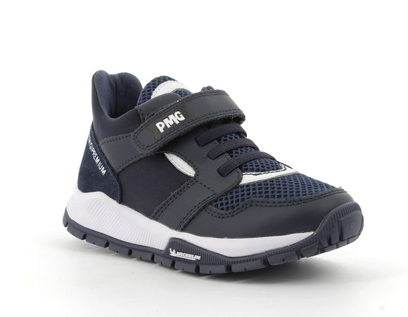 Parker Navy Michelin Trainers