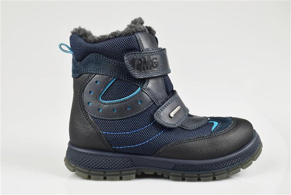 F.Cer/t Navy Gore-Tex Boots