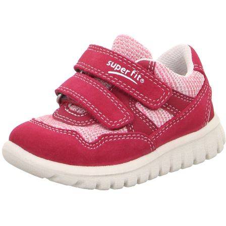 Rot/Rosa Trainers