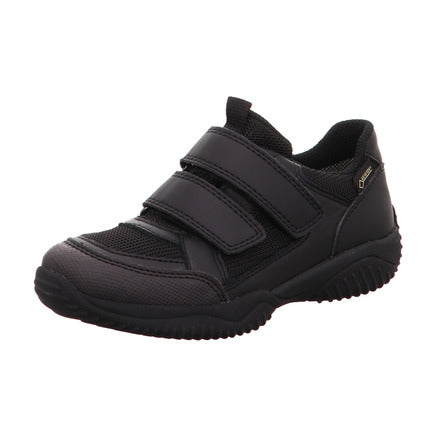 Schwarz Storm Black Gore-Tex Shoes