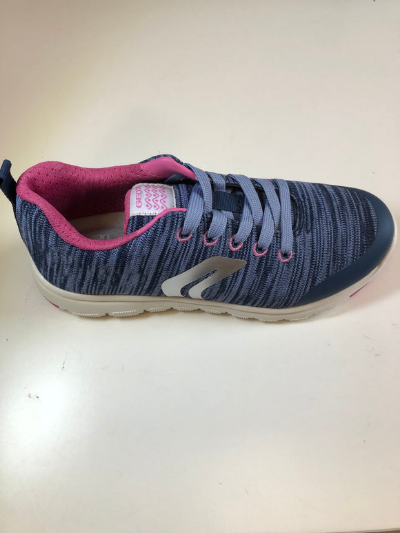 Xunday Avio/Fuchsia Trainers