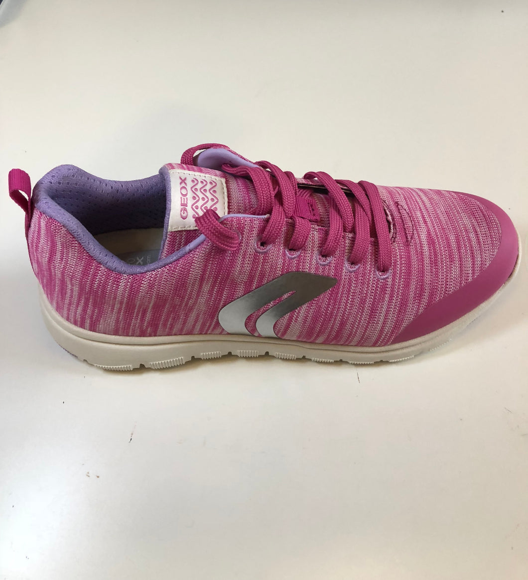 Xunday Fuchsia/Pink Trainer
