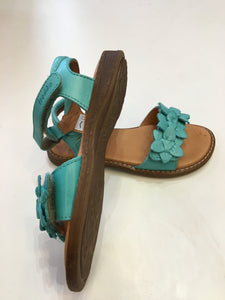 Kate green sandal